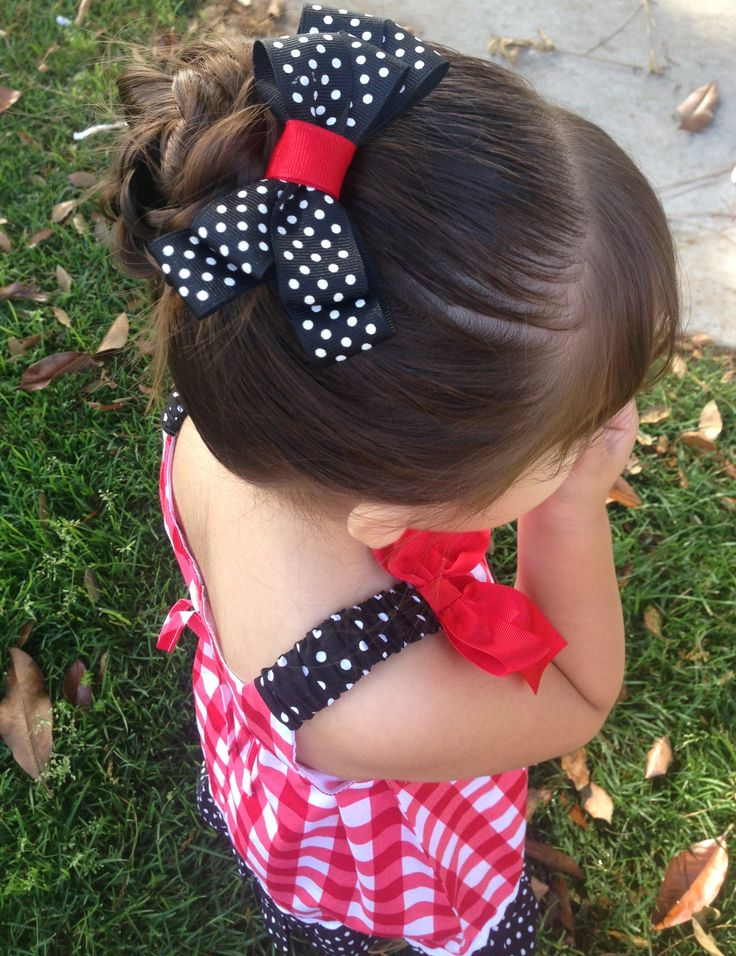 Easy Toddler Hairstyles Bun Pigtails