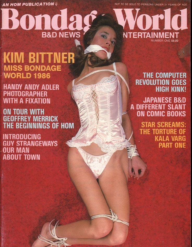 Magazine Bondage 89