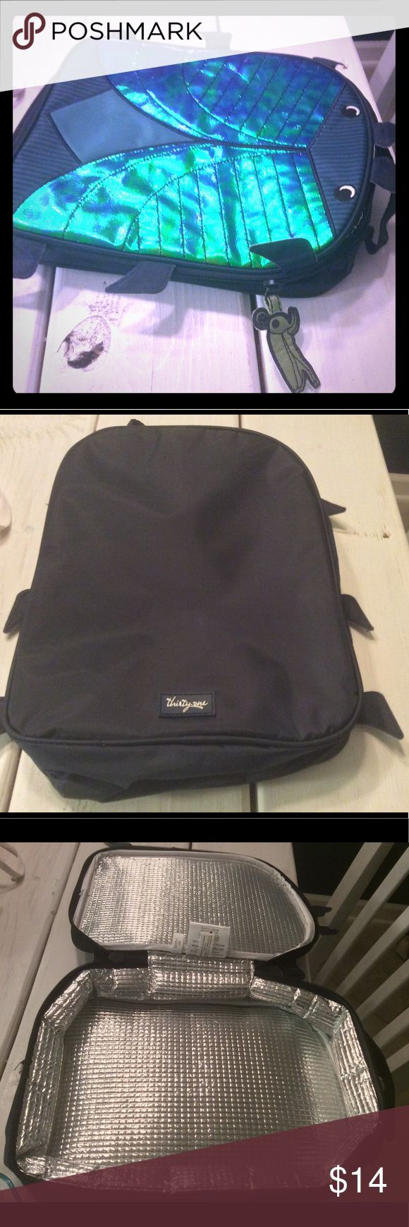NWOT Thirty one chillicious thermal lunch box 🎗🎗 Super cute! thirty-one Accessories Bags