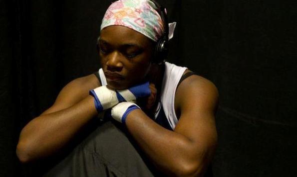 Photographer Sue Jaye Johnson captures 17-yr-old US Olympian boxer Clarissa Shields