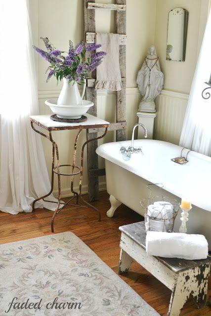 Romantic Master Bathroom