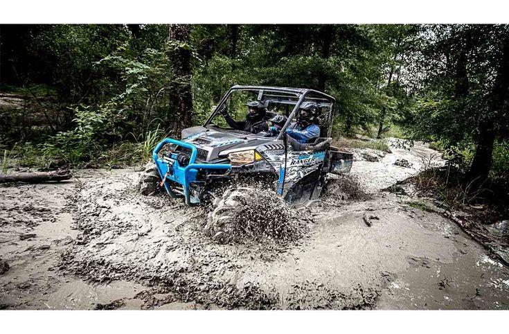 2018 Polaris Industries RANGER XP® 1000 EPS High Lifter Edition for $18,999.00. #PolarisIndustries #SideXSide #Ranger #FullSize