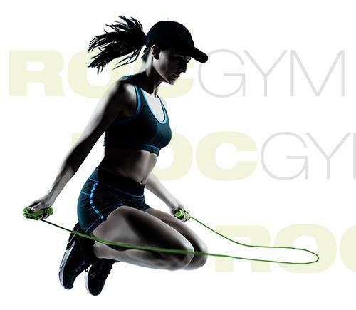 Saltar 10 minutos a la comba a alta intensidad equivale a correr durante 30 minutos en términos de mejora cardiovascular y de quema de calorías. #comba #fitness