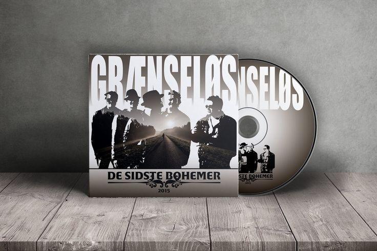 De Sidste Bohemer - cd cover