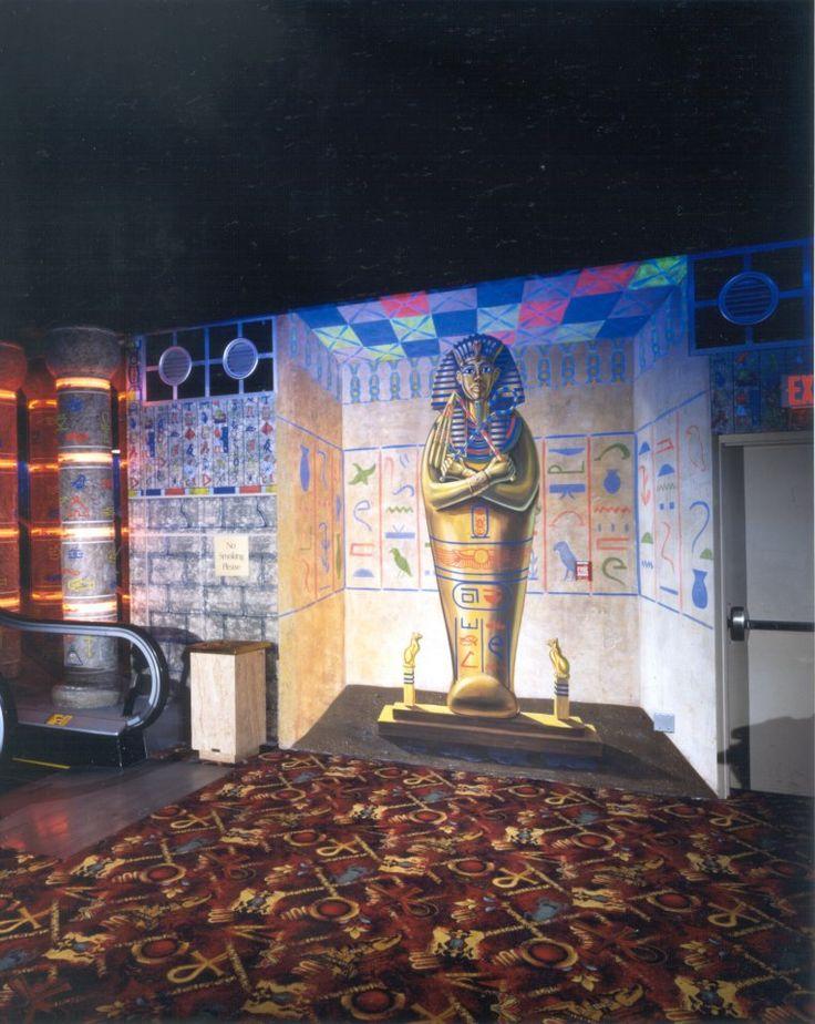 Luxor - Arcade - BEFORE