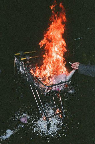 Δ •Pinterest: evadivaa1• Δ #reckless #youth #fire