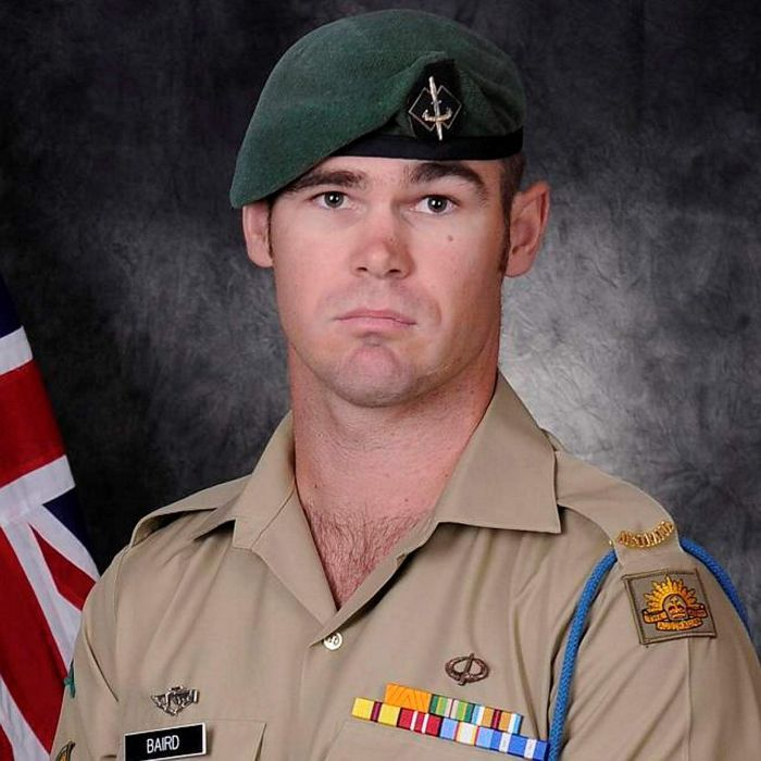 Corporal Cameron Baird becomes 100th Australian Victoria Cross recipient - Prime Minister Tony Abbott has announced an Australian soldier who was killed in Afghanistan last year has been awarded the highest military honour, the Victoria Cross (VC). : abc #Australia  2/12/14