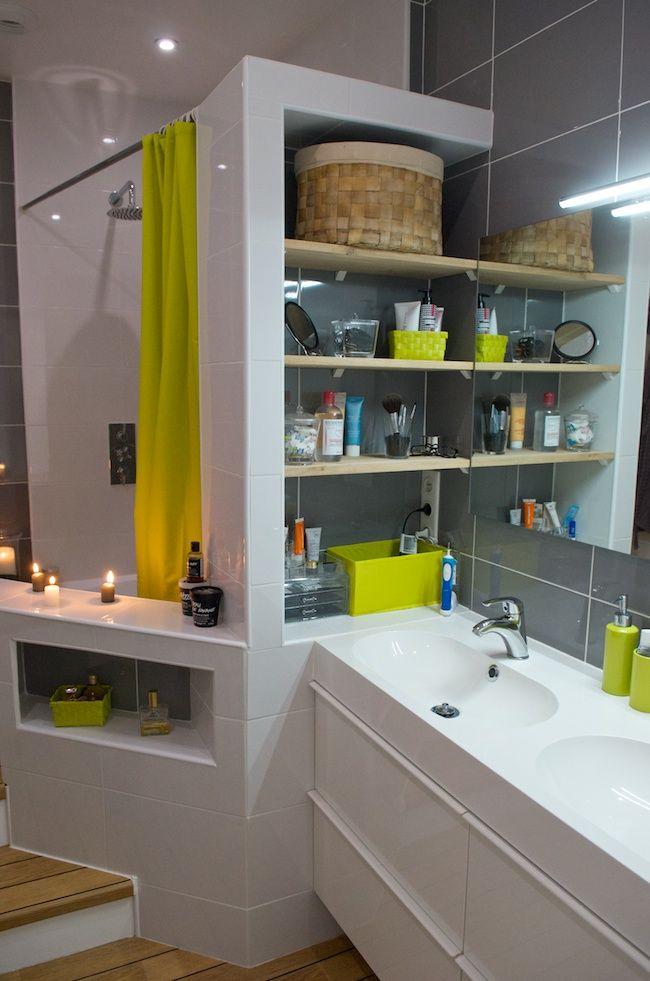 salle de bain sur mesure - J'adore !