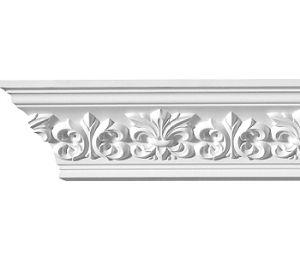 """Taklist - CN3064 Klassisk dekorativ taklist (""""stuckatur"""") tillverkad i polyuretan. Välkommen till Sekelskifte och våra gammaldags taklister!"""