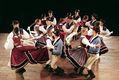 Hungarian State Dance Ensemble