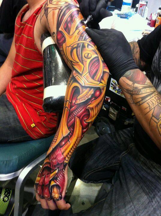 Arm Tattoo. Damn!!!!!!!!!!!!!!!!