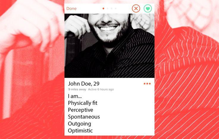 Dating profil bio eksempler morsomt
