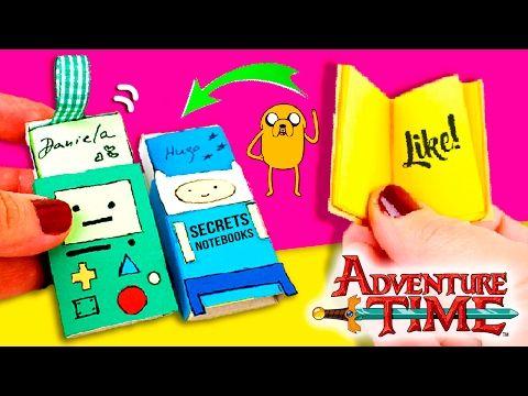 マッチ箱で秘密のメモ帳をDIY♡リメイク作り方アイデア動画集 | Handful