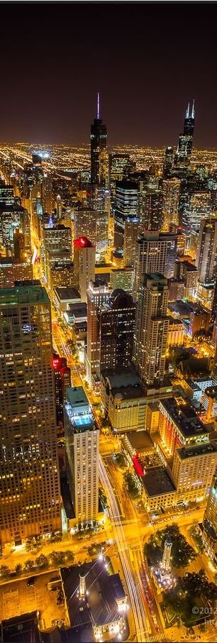 Chicago ~ USA ~ ღ Skuwandi