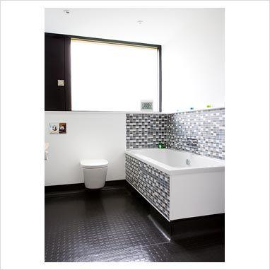 rubber flooring black dots bathrooms forwards black dot rubber floor