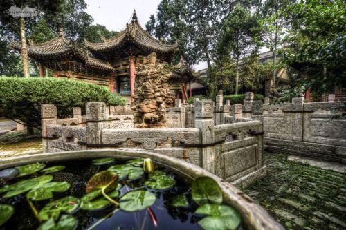Great MosqueofXi'an, China http://islamicreminder.tumblr.com