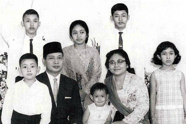 Soeharto dari Gestok sampai Supersemar