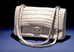 Chanel Diamond Forever Classic Bag.  $261,000.