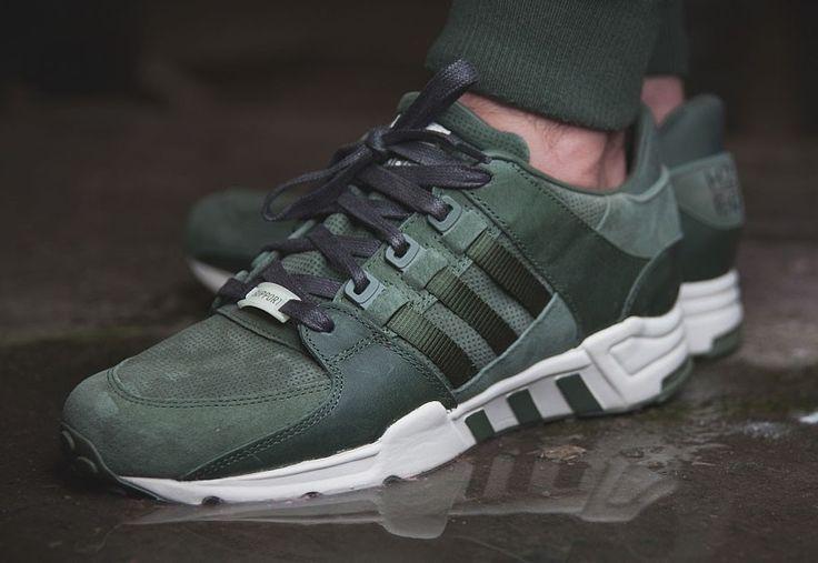 adidas Equipment Running Support 93: Base Green