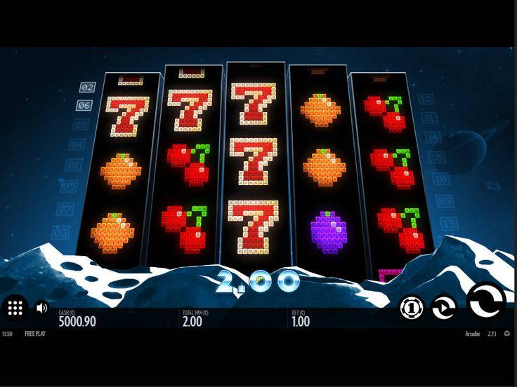 Spielen kostenlos online Spielautomaten Spiel Arcader - http://freeslots77.com/de/arcader/