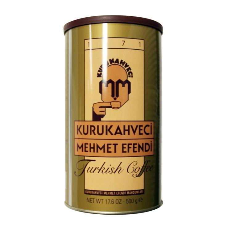 Large Turkish Coffee by www.grandbazaarshopping.com   17.6 oz (500 gr)