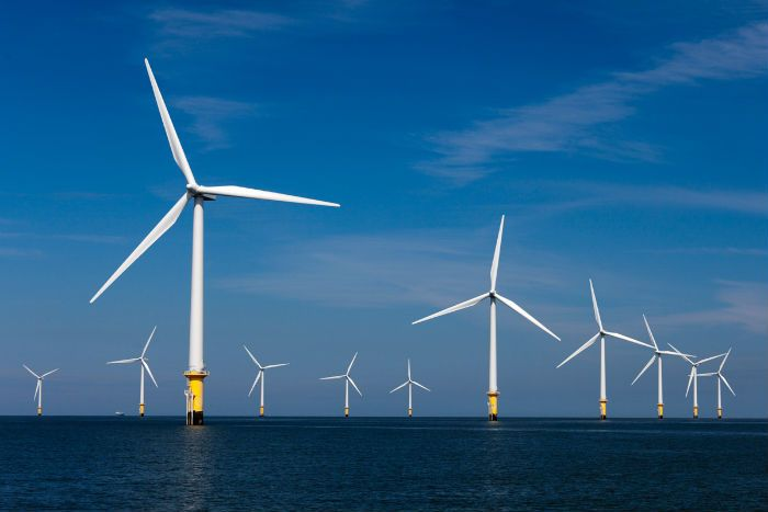 Huge offshore wind farms can protect vulnerable coastal cities against devastating cyclones like Katrina and Sandy