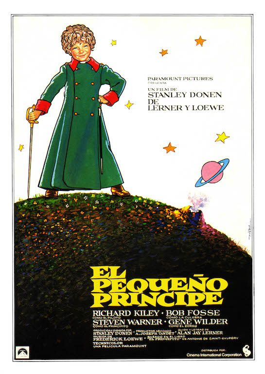 [Last Film I Saw] The Little Prince (1974) [7/10]