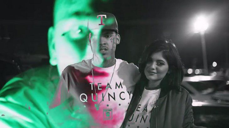 "Kylie Jenner Cheated On Tyga With Two Rappers: Ink Monstarr And Stitches – Release Details In Graphic Music Video ""Kyga"""