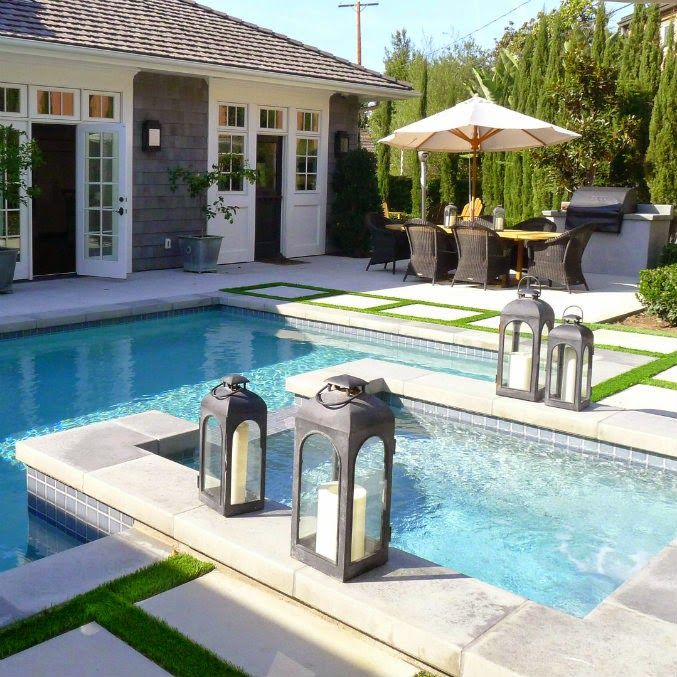 100 best pools images on Pinterest | Backyard patio, Landscaping and Cement Deck Backyard Ideas on backyard construction ideas, backyard furniture ideas, small backyard ideas, backyard sand ideas, backyard tile ideas, backyard pavers ideas, backyard wood ideas, backyard grass ideas, backyard paint ideas, backyard food ideas, backyard slate ideas, backyard water ideas, backyard brick ideas, backyard floor ideas, backyard landscaping ideas, backyard rock ideas, sloped backyard ideas, backyard building ideas, backyard gravel ideas, backyard stone ideas,