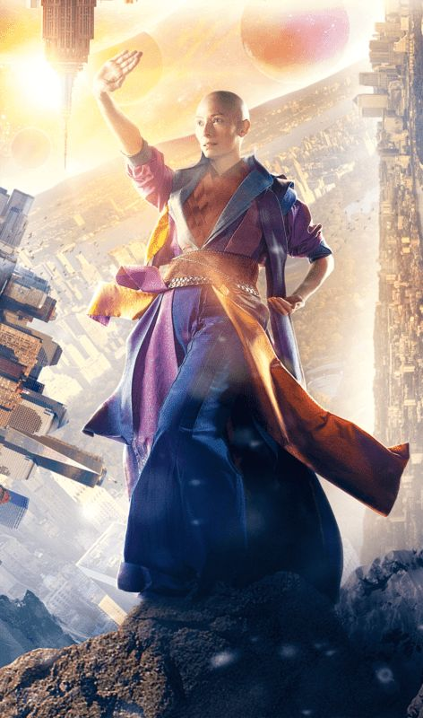 Doctor Stranges Mentor and Teacher The Ancient One From Doctor Strange Movie Makes List of 25 Most Powerful Marvel Cinematic Universe Super Heroes, Check Out What Other Marvel Heroes Made List - DigitalEntertainmentReview.com