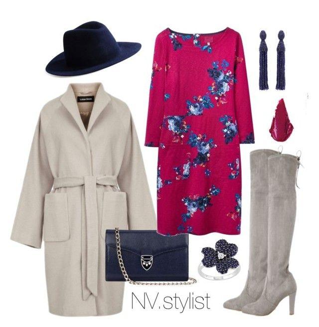 Ягоды и цветы: сочный акцент   Пальто - халат - #3. На этот раз скомбинируем его с ярким повседневным платьем и ботфортами в тон. Образ немного хиппи) Однако не без шика;)