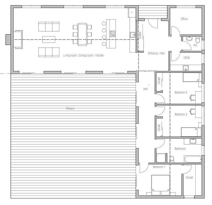 251 best House, Plans images on Pinterest | Arquitetura, Build house ...