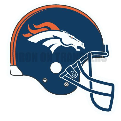7 Best Images About Denver Broncos Iron On Heat Transfers