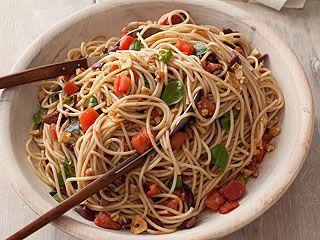 Bob Harper's Tomato and Olive Pasta