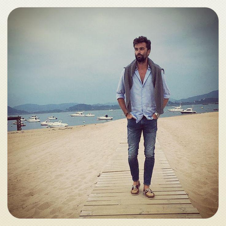 SPANISH PREPPY BEACH STYLE @bcnpreppy