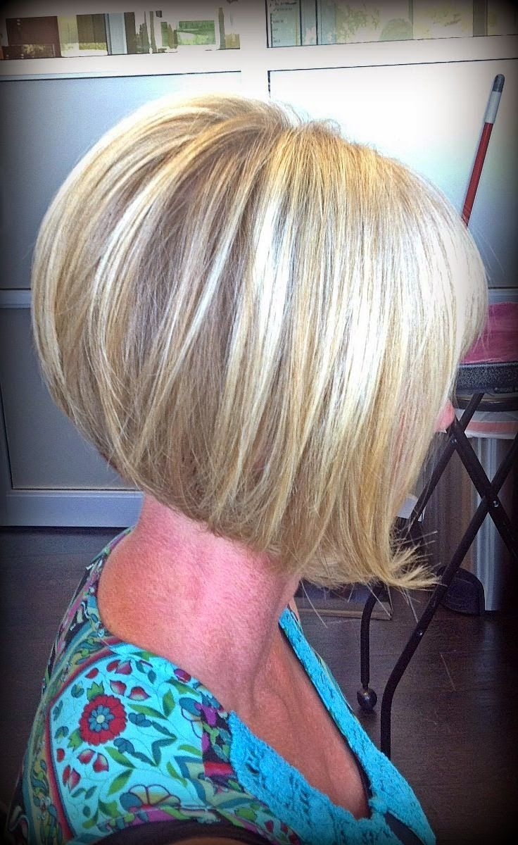 Stylish Bob Hairstyles for 2015 - Hairstyles and Women Attire
