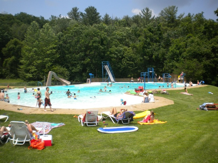 The Swift Run Pool And Campground Is Located In Elkton VA Just Three Miles Away
