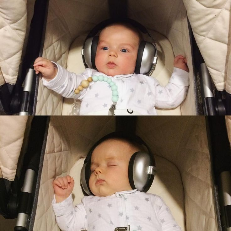 """Miles ready to rock for his first concert ( John Mayer )... and then rocked out. Mini Muffs in Silver; $44.50. (  @_dadurday via @latermedia )"