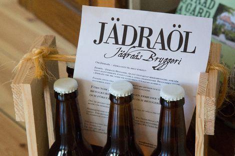 Er wordt ook bier gebrouwen in de Wij Gardens! #Ockelbo #Zweden #Sweden