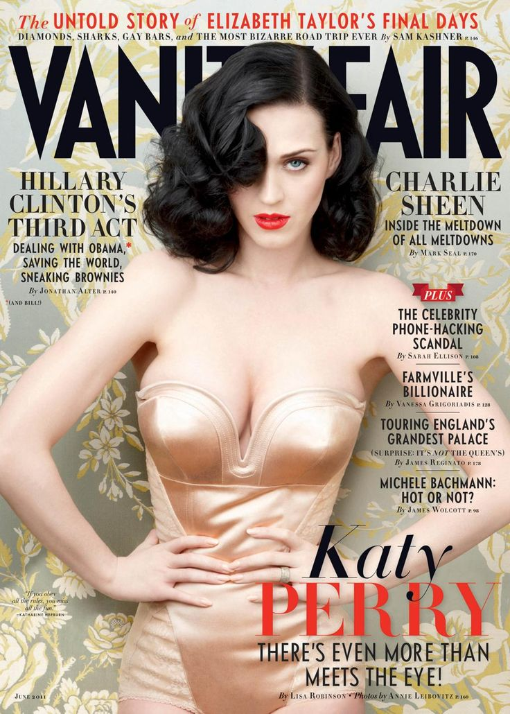 Katy Perry - Vanity Fair - June 2011