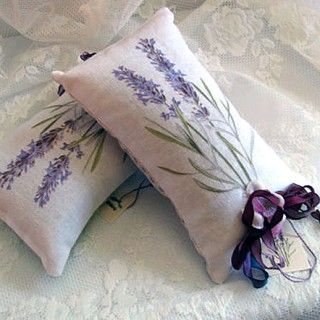Homemade Lavender Sachets – Reader Featured Project