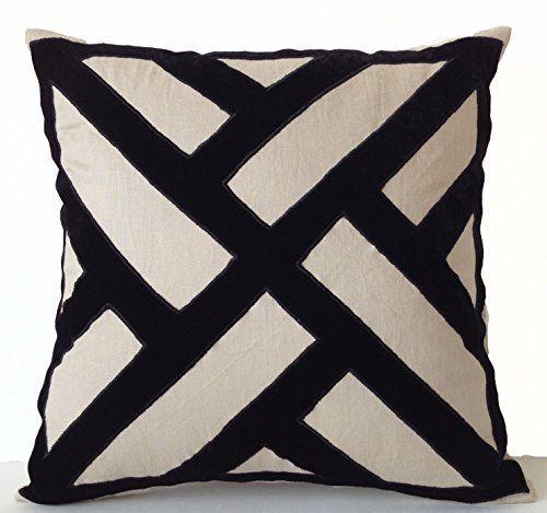 Amore Beaute Handmade Cushion Cover in Grey Linen with Bl... https://www.amazon.co.uk/dp/B00U2CLK3W/ref=cm_sw_r_pi_dp_XEOxxbFJMEPEV