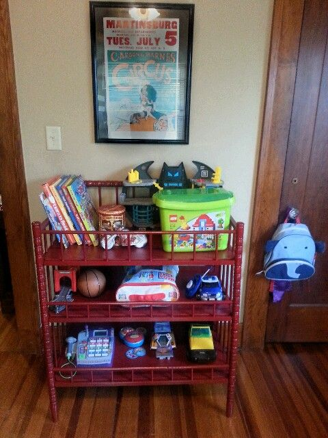 Changing table redo for Abrahams room