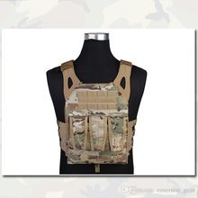 NJPC Tactical Vest Airsoft Painball Wargame Vests Plate Carrier Combat Vest