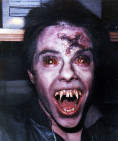 """You're so cool, Brewster!"" - Evil Ed, Fright Night"