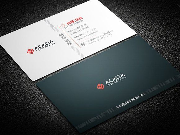 The 886 best business card template images on pinterest business creative business card reheart Image collections
