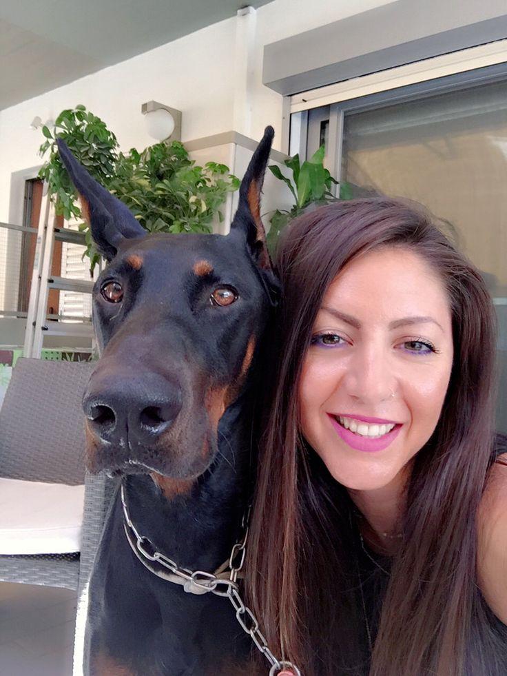 I ❤️ my dog..Hermes