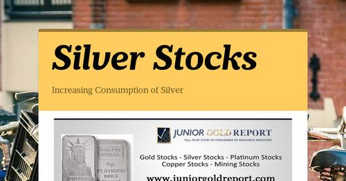 It is appropriate time to advance in the silver market because of crumbling prices of silver stocks. This can accord you bigger allotment because the balderdash market advancing appropriate on the tracks. Hence, silver amount will ascend on a new acme in accessible time area investors will be on the safer size.