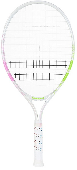 """NEW Babolat B-Fly Junior 23"""" Tennis Racquet.   This 23"""" racquet is ideal for young players between 7-9 years of age. Good for the small junior just starting out.  $35.00"""