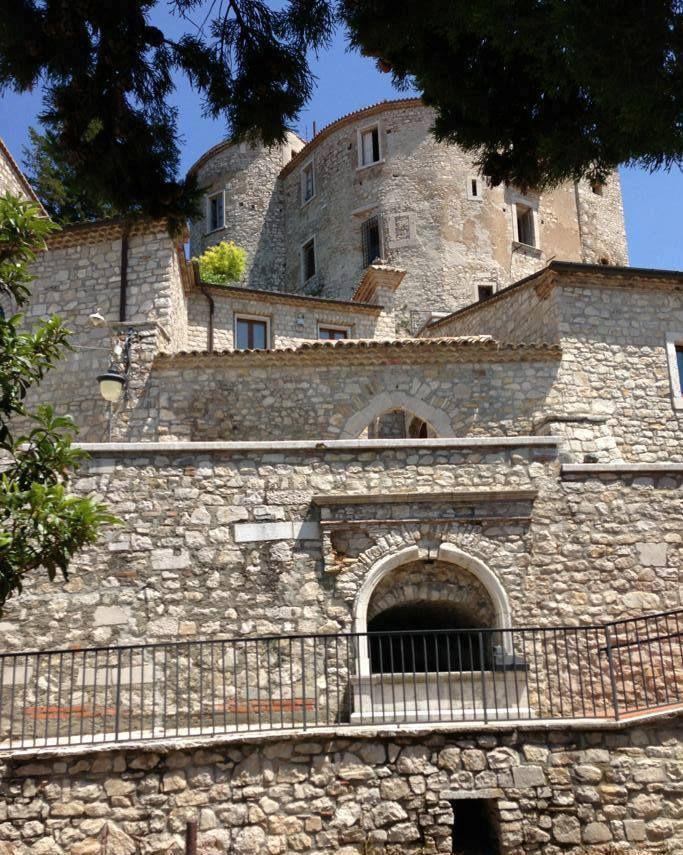 Cittadella medievale Gesualdo (AV)